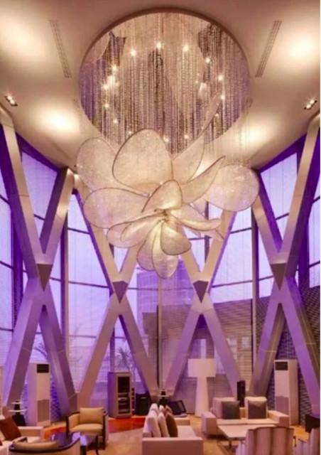 オリジナルデザインのシャンデリアでおしゃれな空間を演出~店舗やご自宅の照明をお探しなら~
